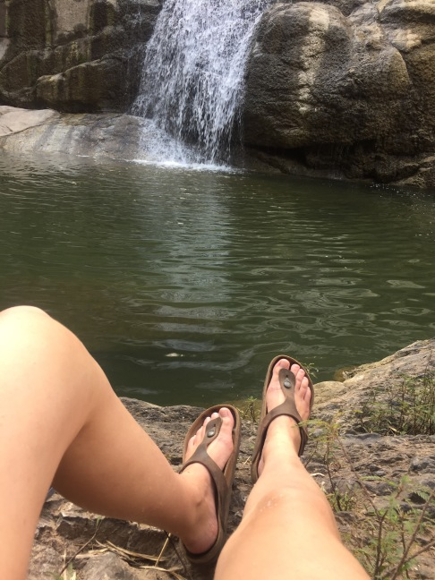 Spent the day at these lovely waterfalls